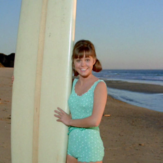 "In this first episode of the ""Gidget"" TV series we are introduced to Sally  Field as Gidget. Her mother has died and she lives with her father (played  by Don ..."